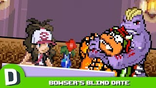 If Bowser Dated a Pokemon Trainer
