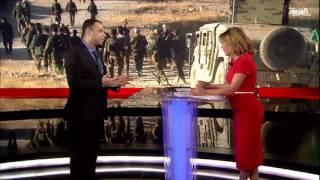 الأمم المتحدة والشركاء في المجال الإنساني يقدمون المساعدة الإنسانية للأسر النازحة من الموصل