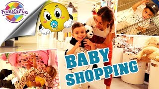 BABY SHOPPING TOUR - WAS BRAUCHT  ein BABY bei IKEA? - Family Fun