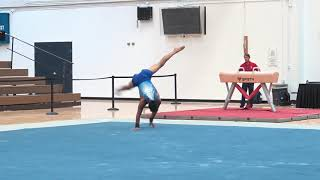 Yul Moldauer - Floor Exercise - 2019 Men's Worlds Team Selection Camp - Day 1