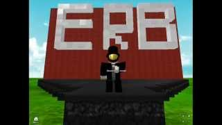 Epic Rap Battles of History Abe Lincoln VS Chuck Norris (Roblox Version)
