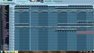 Aphex Twin Heliosphan Rework FL Studio