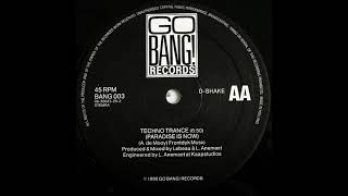 D-Shake – Techno Trance (Paradise Is Now) 1990