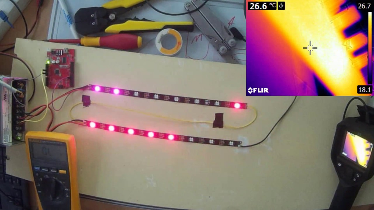 The Engineering Case For Fusing Your LED Strips | Hackaday