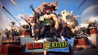 Block N Load - Build & Destroy Trailer