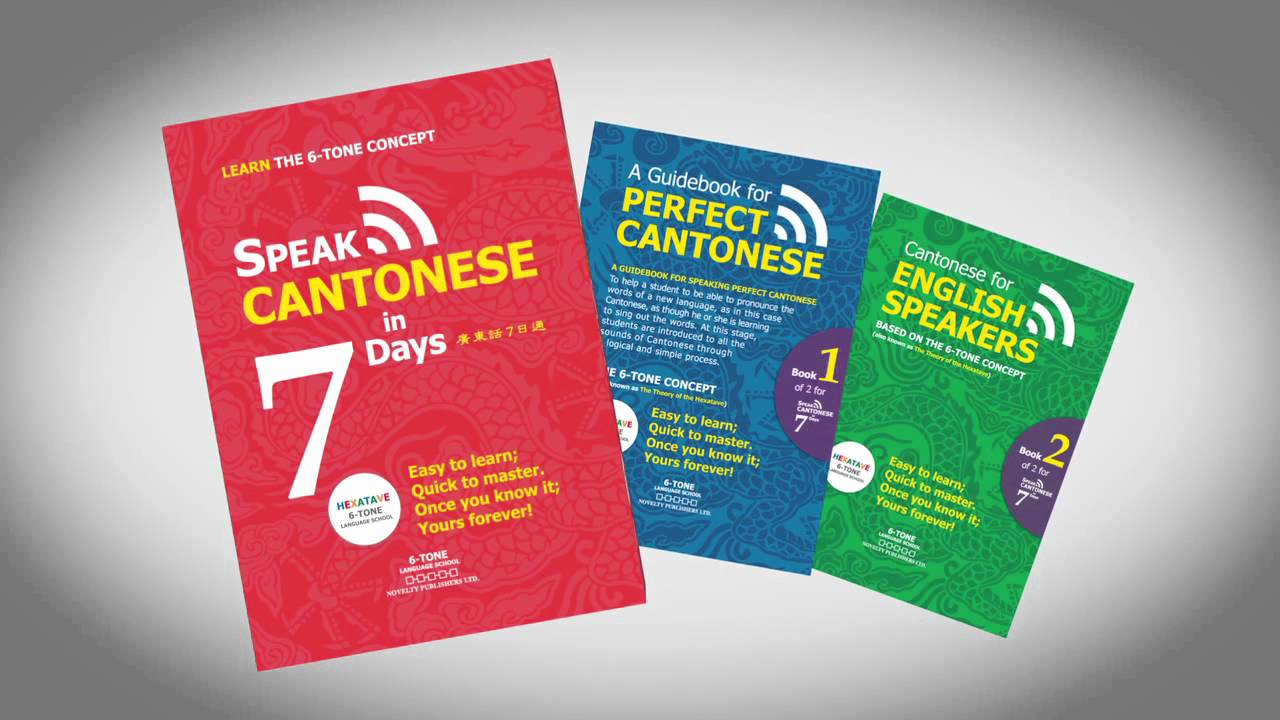 how to learn cantonese easily