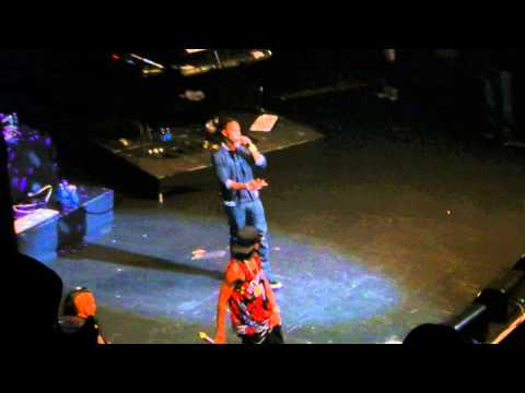 Fabolous brings out Cassie & Trey Songz - Diced Pineapples Live at Club Nokia 1080P HD