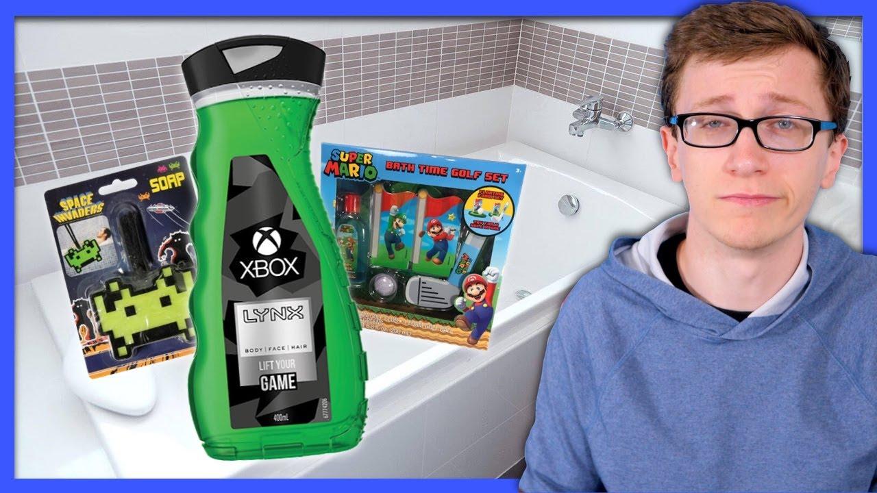 Download Game Baths - Scott The Woz