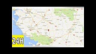 Vendée : un séisme de magnitude 4,8 en pleine nuit