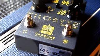 CGC: KILOBYTE LO-FI DIGITAL DELAY