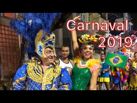 What is Carnival in Brazil?