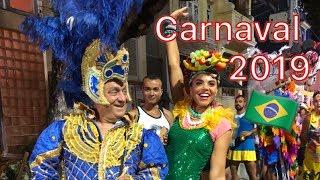 What is Carnival in Brazil