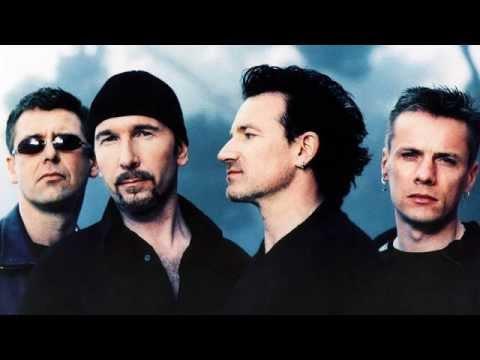 U2 - The Miracle (Of Joey Ramone) /w lyrics