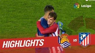 Download Video Resumen de Real Sociedad vs Atlético de Madrid (2-0) MP3 3GP MP4