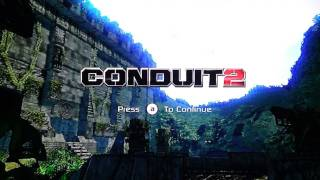 Conduit 2 (Pt-Br) - Wii - CJBr