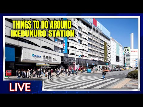 Things to do in Ikebukuro Tokyo | TOUR JAPAN