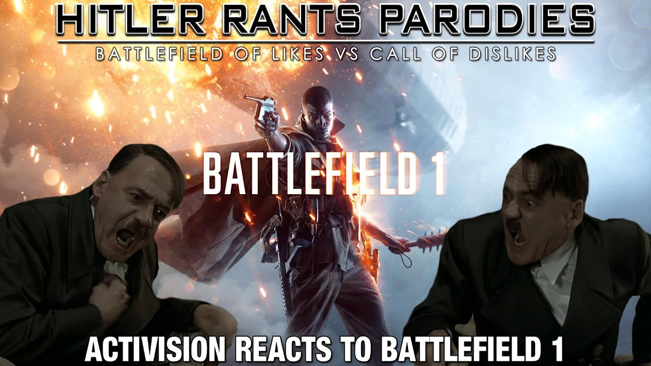 Activision reacts to Battlefield 1