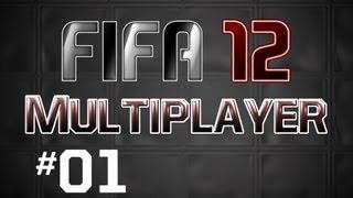 Lets Play Fifa 12 Online/Multiplayer [PC/Deutsch] #01