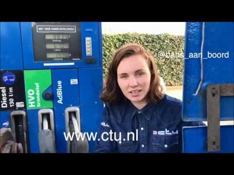 De vloggende CTU chauffeur