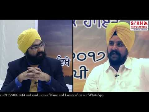 Badass Interview of Fearless Bhai Sarbjit Singh Dhunda Drooping Bomb