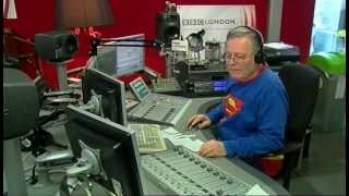 Tony Blackburn BBC London Show March 9th 2014
