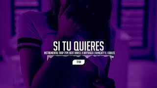 Si tu quieres - Instrumental Trap Type Beat Darell x Brytiago x Almighty x J Quiles Prod #TFBK