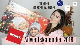 WHAT?!😱 So viele Markenprodukte in einem 10€ BILLIG ADVENTSKALENDER?!