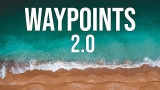 WAYPOINTS 2.0 on DJI Mavic 2 Pro/Zoom Tutorial (FW Update 0.300)