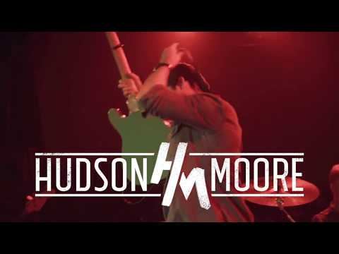 Hudson Moore - on the road - The Carolinas