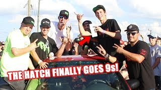 Download Ebay Turbo Civic Runs 9s After a 2000 MILE DRIVE! Mp3 and Videos