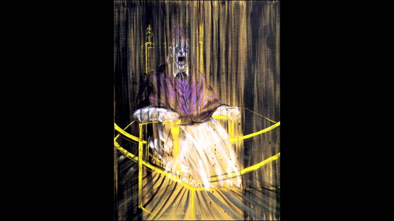 Screaming Pope Sound Project - YouTube Francis Bacon Artist Screaming Pope