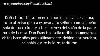 Gaia II. La Voz Dormida - Capítulo I. Volaverunt Opus 666
