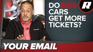 Your Email: Do red cars get more tickets? You