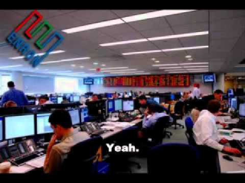 Enron Traders Phone Call - Secret Scandals