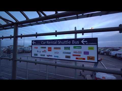 Find Reykjavik Rent A Car at Reykjavik KEF airport
