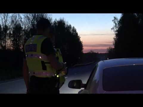 Võru politsei peatas kiirust ületanud Audi