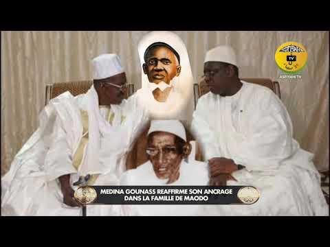 🔴URGENT - Le Khalif de Médina Gounass désavoue Ahmed Khalifa Niasse devant le President Macky Sall