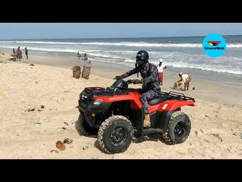 Ghana Marine Police extends surveillance to Chorkor beach