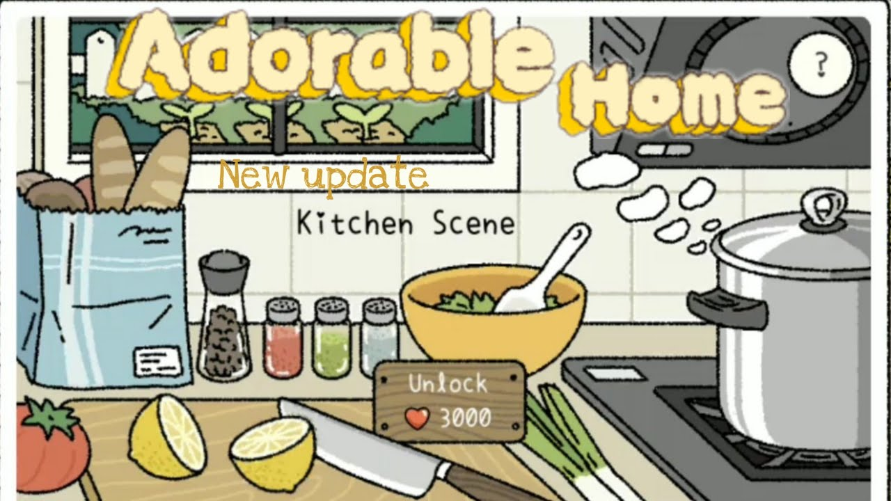 New Update Adorable Home Kitchen Youtube