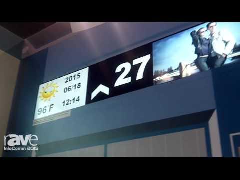 InfoComm 2015: Wistron Presents TFT-LCD Bar Display
