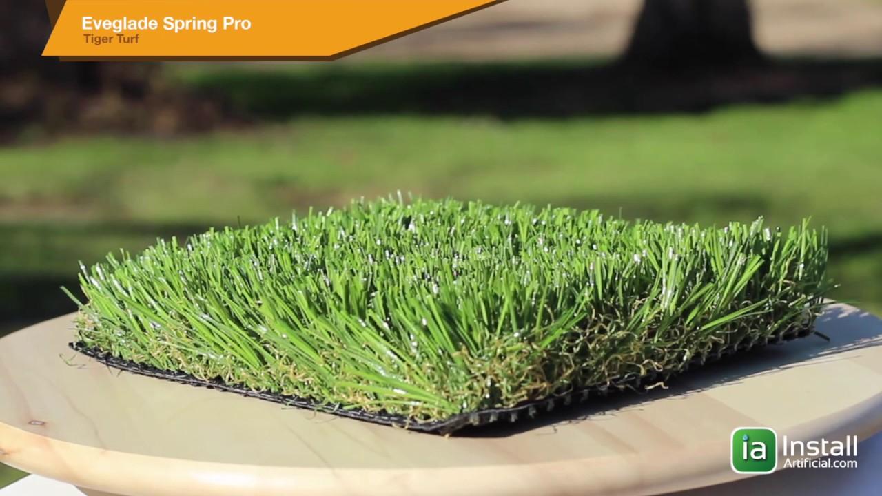 Artificial turf pros and cons - Everglade Spring Pro Artificial Grass Review