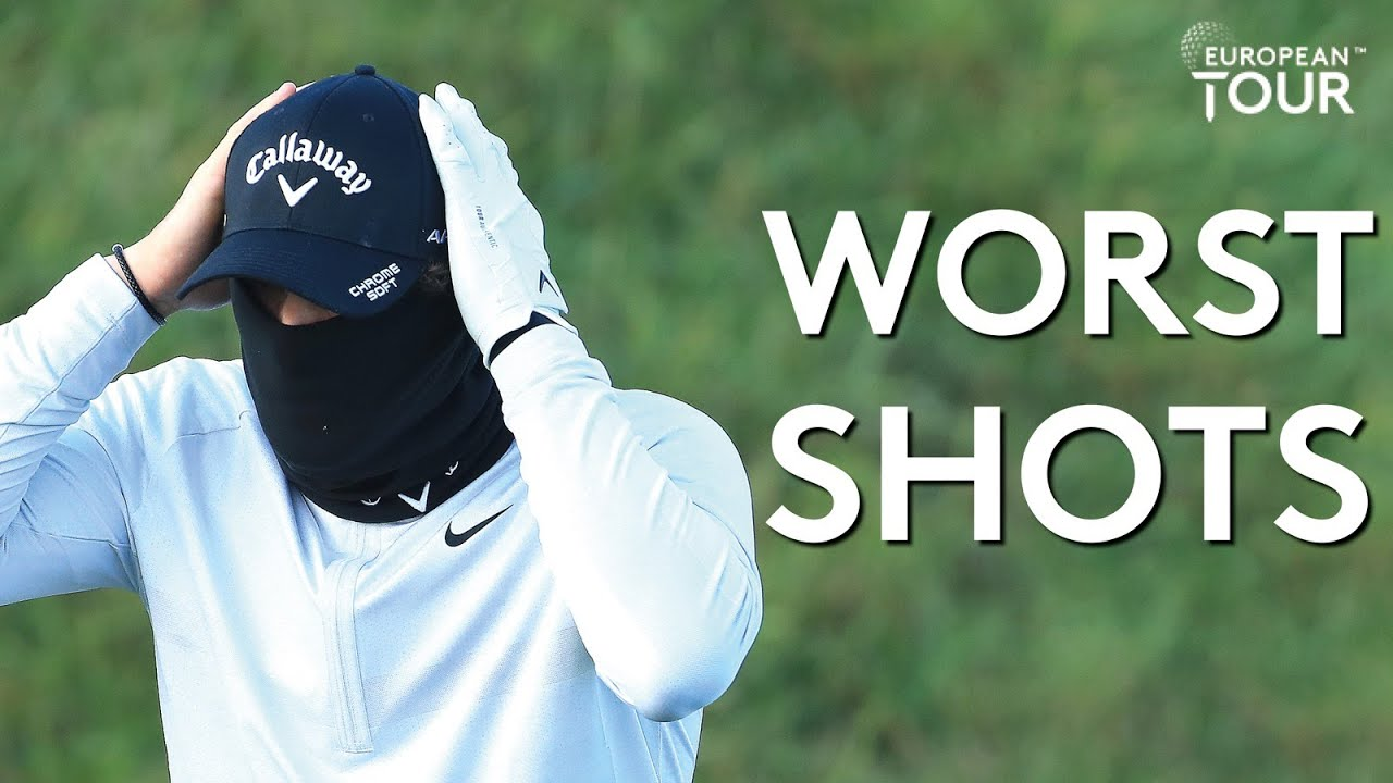 Worst Golf Shots of the Year | Best of 2020