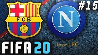 FIFA 20 Barcelona Career Mode EP15 - Champions League Quarter-Finals!!