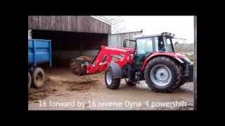 On test: Massey Ferguson 5455 tractor / Alo MF 946 loader