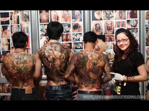TATTOO ANNA HANG - Artist talent [ Vietnamese ]