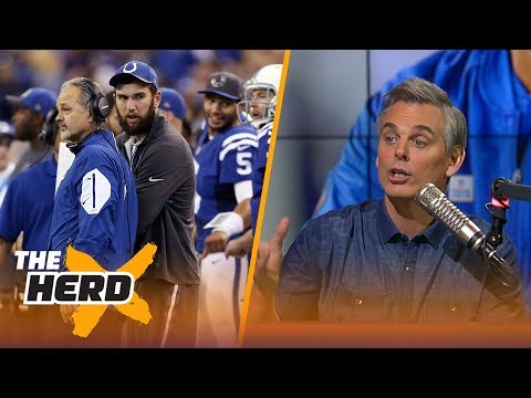 Colin Cowherd on the Colts coaching job and Dallas Cowboys after Week 7 | THE HERD