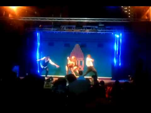 BALLET THE BEST HOTEL BALI - VERANO JULIO 2012