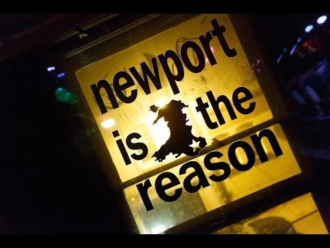 Newport is the reason - University of South Wales