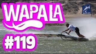 WAPALA TV Mag - 119 : Albeau bat le record de vitesse à Lüderitz, King of the Wesh, kite freestyle