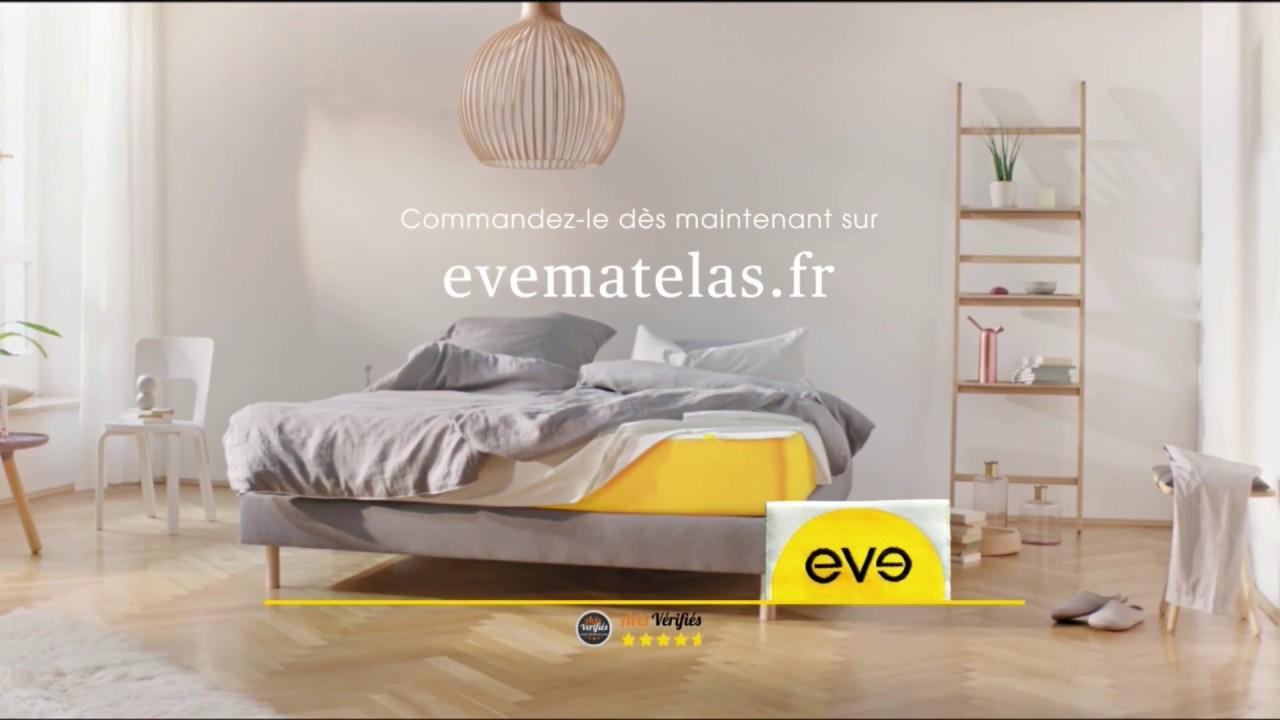 Estelle Hubert Pub Tv Eve Matelas Campagne Automne 2018